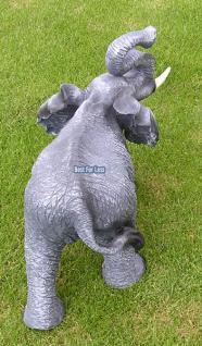Elefant Figur Statue Dekofigur Werbefigur Afrika - Vorschau 4