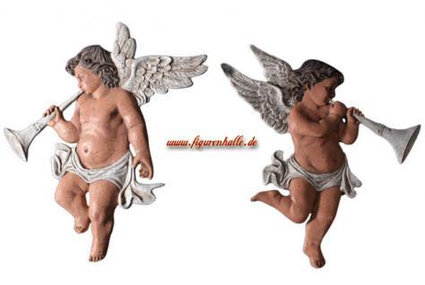 Nostalgie Engelchen zum an die Wand Aufhängen