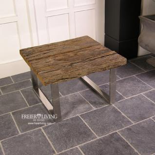 Treibholz Couchtisch Schwemmholz Tisch Massivholz Wohnzimmertisch Möbel Deko
