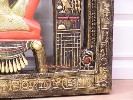 Ägyptisches Wandbild Ägypten Bild Pharaonen Dekoration Deko - Vorschau 3
