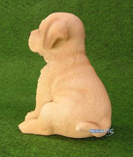 Labrador Retriever Figur Welpe Statue Fan Artikel - Vorschau 3