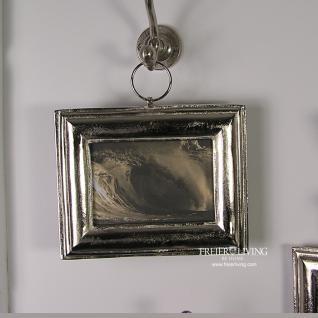 Fotorahmen Bilderrahmen Aluminium Guß mit Öse - Vorschau 1