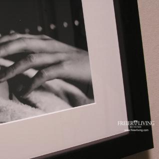 Marilyn Monroe Bild mit schwarzem Rahmen Kunstdruck - Vorschau 3