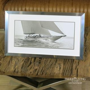 Wandbild Segelyacht Segelschiff Maritime Dekoration für Ihr Zuhause