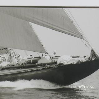 Segelschiff 1935 Wandbild für Ihren Maritimer Wohnstil - Vorschau 2