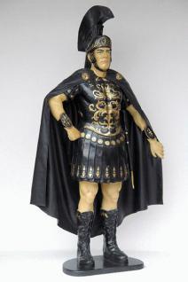 Ritter Römer lebensgroß Deko-Figur