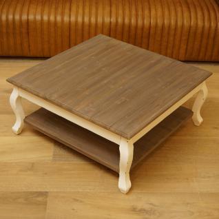 Wohnzimmertisch Beistelltisch Holz Shabby Chic Vintage Home Interiors