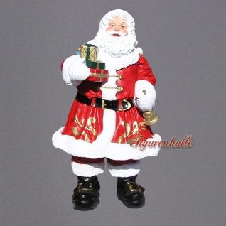 Weihnachtsmann Figur Lebensgroß Werbefigur