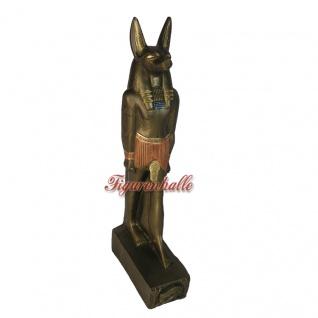 Ägyptische Figur Anubis als Aufstell- & Dekofigur