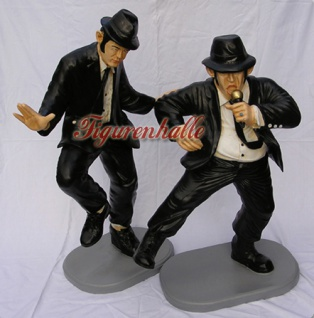 The Blues Brothers Dekofiguren Figur Figuren groß