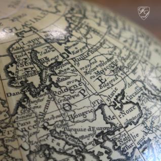 Globus auf Aluminiumteller - Vorschau 2
