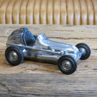 Auto Oldtimer Aluminium Nostalgie Car Figur Deko Retro Hornet