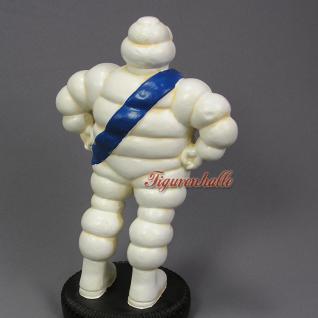 Michelin Männchen Mann als Retro Werbefigur und Figur für alle Auto Fans. Michelin Werbung Deko Replikat. - Vorschau 3