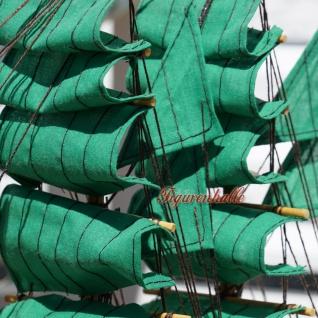 Alexander von Humboldt Segelschiffmodell Modell Holz Schiff - Vorschau 3