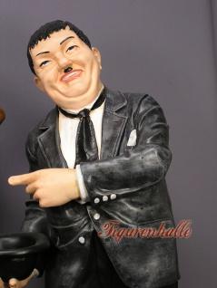 Dick und Doof Stan Laurel Oliver Hardy Dekofigur - Vorschau 4
