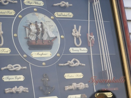 Maritime Deko Konotentafel Zum Heranzoomen mit der Maus über das Bild fahren Ähnlichen Artikel verkaufen? Selbst verkaufen Details zu Seemannsknoten Wandbild Sylt - Vorschau 3