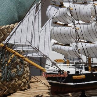 Passat Segelschiffmodell Modell Holz Schiff - Vorschau 4
