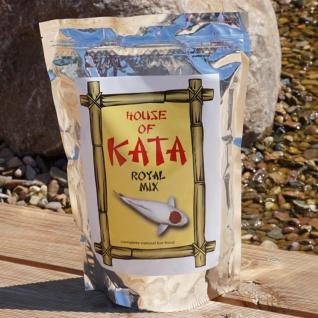 2, 5 ltr Koi Futter Royal Mix House of Kata Premium Koifutter Fischfutter Ausgewogenes - Vorschau 5