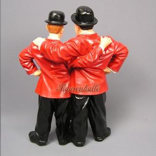 Dick und Doof Figur Statue Aufstellfigur Dekofigur - Vorschau 4