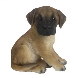 Deutsche Dogge als Figur zu Dekoration und Fan Artikel
