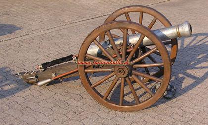 Western Kanone Deko Dekokanone Country Dixi - Vorschau 2