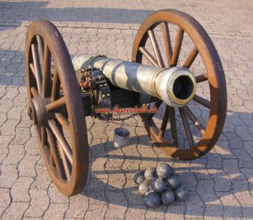 Western Kanone Deko Dekokanone Country Dixi - Vorschau 3