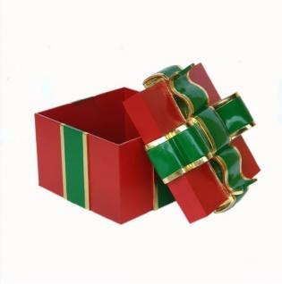 Geschenk Rot Weihnachts Dekoration Deko