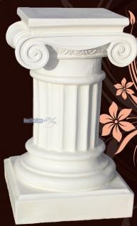 Dekosäule Rom Säule weiß antik optik Dekoration