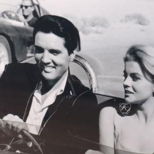 Elvis Presley Ann- Margaret Viva Las Vegas Wandbild Spiegelrahmen Fotografie - Vorschau 3