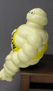 Retro Michelin Mann Mänchen Deko Figur Statue Skulptur - Vorschau 3