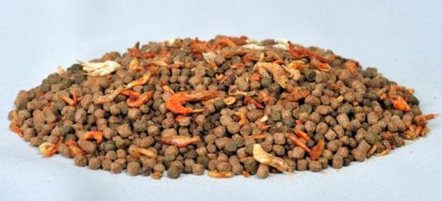 2, 5 ltr Koi Futter Royal Mix House of Kata Premium Koifutter Fischfutter Ausgewogenes - Vorschau 3