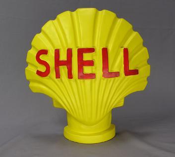 Retro Nostalgie Figur Shell Muschel Dekoration.