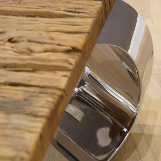 Treibholz Couchtisch Schwemmholz Tisch Massivholz Wohnzimmertisch Möbel 140 - Vorschau 3