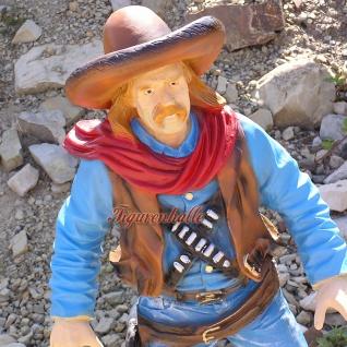 Mexikaner als Aufstellfigur Figur Statue Western Dekoration