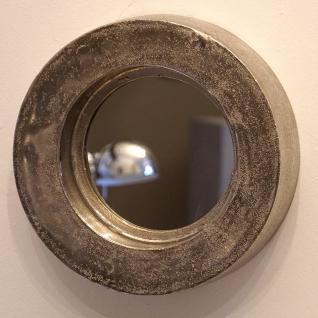 Spiegel mit Aluminiumrahmen