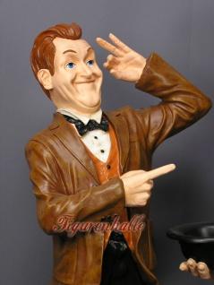 Dick und Doof Stan Laurel Oliver Hardy Dekofigur - Vorschau 3
