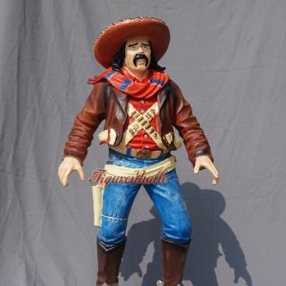 Mexikaner Figur Aufstellfigur Werbefigur Sombrero Deko Sommer Pool