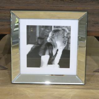 Marilyn Monroe Wandbild Spiegelrahmen Fotografie - Vorschau 1