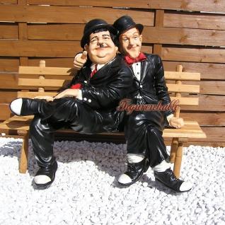 Dick und Doof Stan Laurel Oliver Hardy Figur