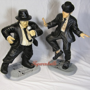 Blues Brothers als tolle Dekofiguren