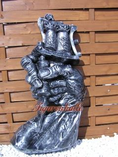 Tattoomaschine Tätowiermaschine Figur Statue Deko