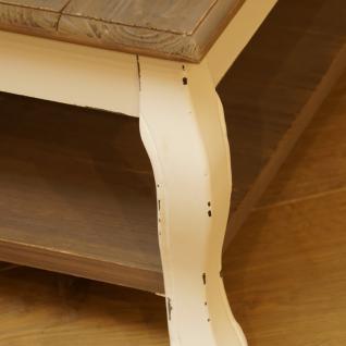 Wohnzimmertisch Beistelltisch Holz Shabby Chic Vintage Home Interiors - Vorschau 2