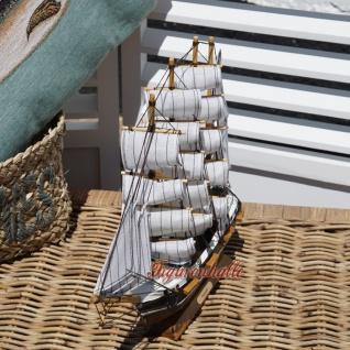 Passat Segelschiffmodell Modell Holz Schiff - Vorschau 5