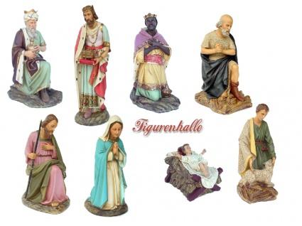 Krippenfiguren in lebensgröße Figuren Krippe Weihnachtskrippe