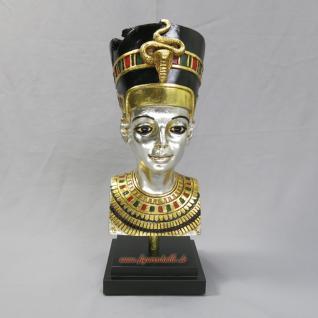 Nofretete Figur Skulptur Ägypten Statue Dekoration
