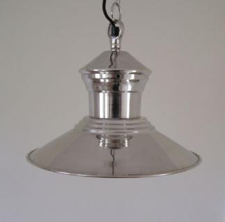 Hängelampe Chrom Antik Küchenlampe Deko Lampe