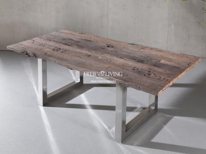 Treibholz Schwemmholz Tisch Esstisch Antik Home Shabby Chic Deko