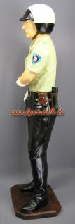 US Cop Figur Aufstellfigur Lebensgroßer Polizist - Vorschau 3