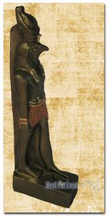 Ägyptischer Horus Falke Figur Ägypten Statue
