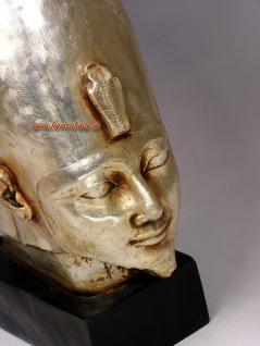 Thutmosis III Büste Figur Statue Skulptur Ägypten Ägyptische Deko - Vorschau 2
